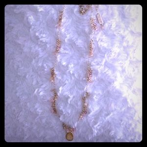 Gorgeous Beaded Gold Necklace